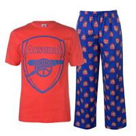 Pijamale Team Woven Jersey Top pentru Barbati