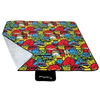 Patura picnic SPOKEY MONSTERS 150x180cm 835244