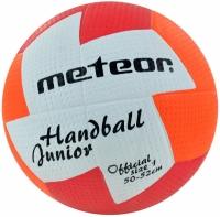 Minge pentru handbal Meteor NU AGE 1 rosu / portocaliu 4065 copii