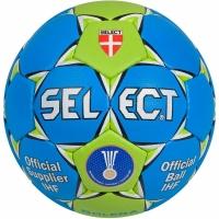 Minge de handbal Select SOLERA MINI 0 albastru-verde IHF