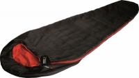 PIWR HIGH PEAK PAK 600 (210x75x50cm) negru rosu 23303