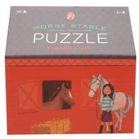 Platinum Creek Horse Stable Floor Puzzle