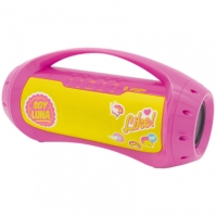 Player Multimedia Portabil Cu Bluetooth Soy Luna