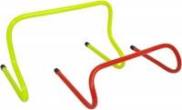 Obstacol antrenament fotbal Select Senior 50x30cm galben fluo