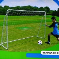 Poarta fotbal Ticket ENERO cu A NETWORK 240x150x90cm 1003160