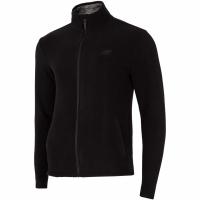 Bluza polar barbati 4F H4L18 PLM001 negru