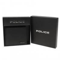 Portofel Police Thunder Ball Slim