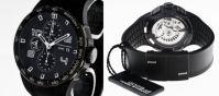 Porsche Design Mod P6341 Flat Six P6341 - Limited Edition Nr Chrono Automatic Ss Pvd negru