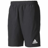 Sort adidas Tiro 17 Woven negru AY2891 barbati teamwear adidas teamwear