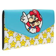 Poseta Nintendo Mario cu personaje