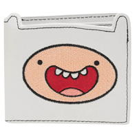 Portofel Adventure Time Finn cu personaje