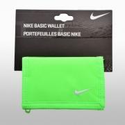 Portofel verde aprins Nike Basic Unisex