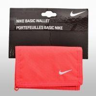 Portofel rosu Nike Basic Wallet Unisex adulti