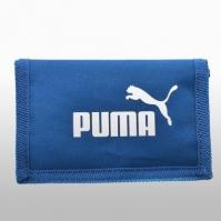 Portofel albastru Puma Phase Barbati