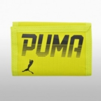 Portofel galben Puma Pioneer Wallet Unisex adulti