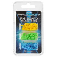 Greys Prodigy Rig Board Tension Pegs