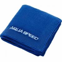 Prosop Aqua-speed Dry Coral 350g 50x100 albastru 01157 pentru femei