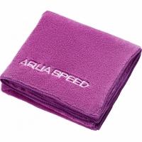 Prosop Aqua-speed Dry Coral 350g 70x140 mov 09157 pentru femei