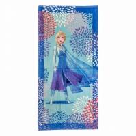 Prosop Pentru Baie Sau Plaja Elsa Blu, Caleffi, 75x150 Cm