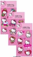 Puffy Stickere Hello Kitty