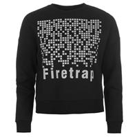 Pulover Bluza sport scurta Firetrap Reflective pentru Femei