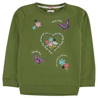 Pulover Crafted Embroidered