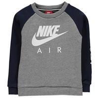 Pulover cu guler rotund Nike Air