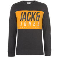 Pulover Jack and Jones Crew Jonah