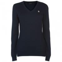 Kingsland clasic tricot cu decolteu in V pentru Femei