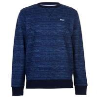 Bluza sport Lee Cooper Textured AOP pentru Barbati
