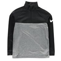 Pulover Nike Thermal fermoar Golf pentru baietei