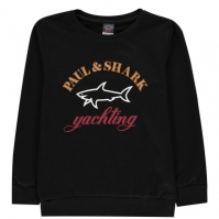 Pulover Paul And Shark Crew Heritage Logo