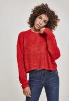 Pulover Wide lejer pentru Femei foc-rosu Urban Classics