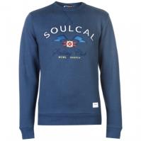 Pulovere SoulCal Sailing cu guler rotund