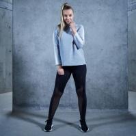 Pulovere SportFX Chessie King cu guler inalt pentru Femei