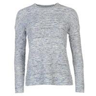 Pulovere tricotate Full Circle contrast pentru Femei
