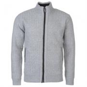 Pulovere tricotate Pierre Cardin Regular Fit cu fermoar pentru Barbati