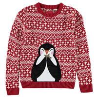 Pulovere tricotate Star Craciun Xmas pentru fetite