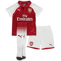 Puma Arsenal Home Mini Kit 2017 2018