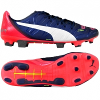 Ghete fotbal PUMA EVO POWER 1.2 FG / 103171 01