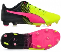 Ghete fotbal PUMA EVO POWER 1.3 TRICKS FG / 103581 01