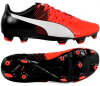 Ghete fotbal PUMA EVO POWER 2.3 FG / 103853 01