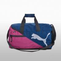 Geanta sport colorata Puma Fundamentals Sports Bag Xs Femei