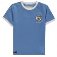 Puma Manchester City 125th Anniversary Shirt pentru copii