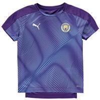 Puma Manchester City Stadium Jersey 2019 2020 pentru copii