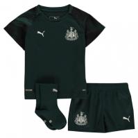 Puma Newcastle United Away Kit 2019 2020 pentru Bebelusi