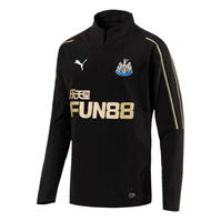 Puma Newcastle United Quarter cu fermoar 2018 2019