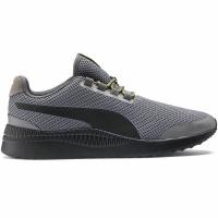 Puma Pacer Next FS tricot 20 barbati Shoes gri-negru 370507 02