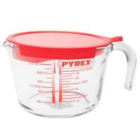 Pyrex 1L Jug cu Lid