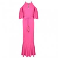 RACHEL ZOE Capri Tassel Gown